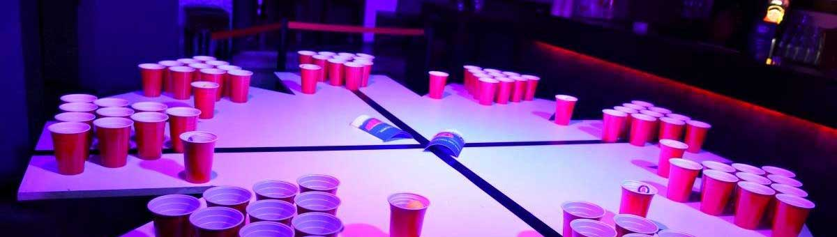 Titelbild Beer Pong Challenge & Party