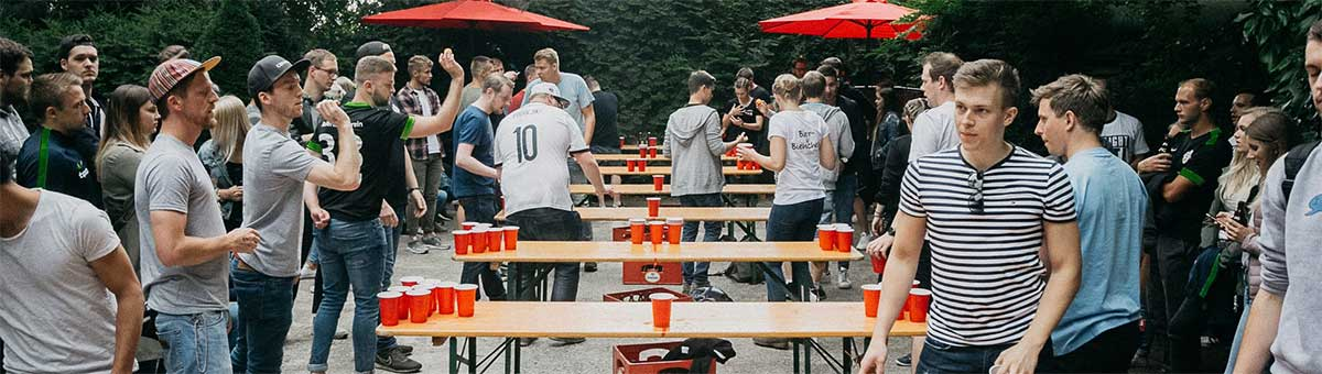 Titelbild Oldenburger Series of Beer Pong
